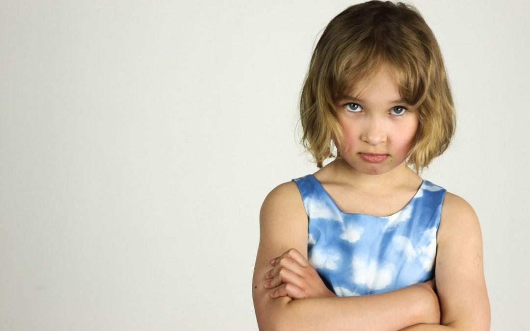 ¿Que hacer cuando los niños  tienen rabietas?