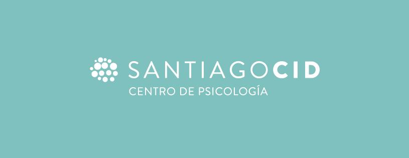 Logotipo del centro de psicología Santiago Cid de terapia cognitivo conductual