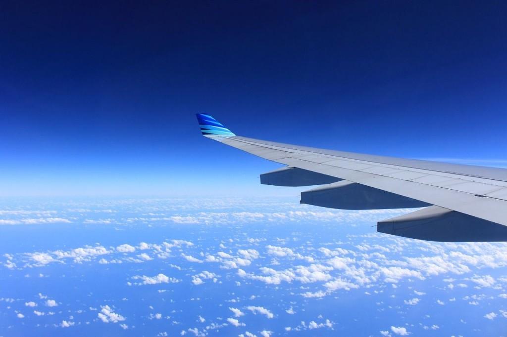 En el miedo/fobia a volar cuando vemos cosas como el ala del avión pensamos que algo malo pasará