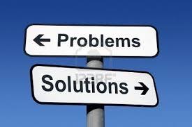 Señales para resolver problemas