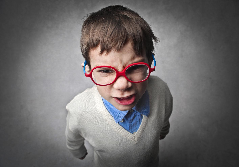 Como poner limites a un niño desobediente