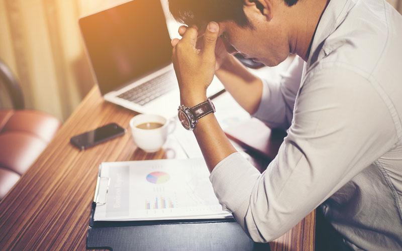 profesiones más estresantes