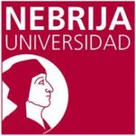 Logotipo universidad Nebrija