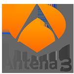 Logotipo de Antena 3 televisión